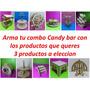 Candy Bar X 3 Productos Arma Tu Combo A Eleccion !!