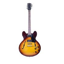 Guitarra Eléctrica Tipo 335 Parquer Jz100sb