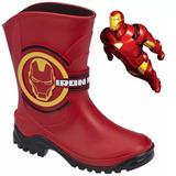 Bota Galocha Homem Aranha Vingadores Avengers 21416
