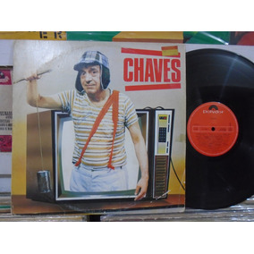 Lp - Chaves / Polydor / 1989