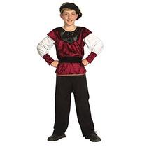 Disfraz Para Niño Príncipe De Vestuario Grande Niños Renais