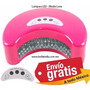 Lámpara Led 36w Para Uñas De Acrilico, Gel Y Gelish