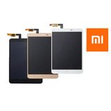 Cambio De Pantalla Vidrio Tactil Xiaomi Redmi 3 Note 4 4x 4a