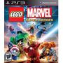 Juego Lego Marvel Super Heroes Para Ps3 Nuevo Original