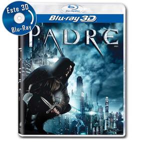 Blu-ray 3d/2d Padre - Novo Original Semi-novo