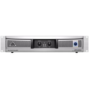Epx2800 Amplificador Europower Behringer Epx-2800