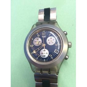 03435193e68 Relogio Swatch Swiss Laranja Masculino - Relógios De Pulso no ...