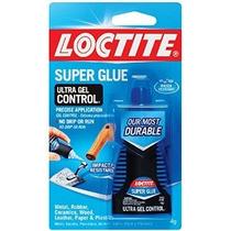 Loctite 1363589 4-gram Botella Super Glue Ultra Gel Control