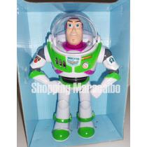 Buzz Lightyear Camina, Suena Y Enciende Sus Luces Toy Story