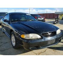 Ford Mustang 1999-1998: Compresor Del Clima