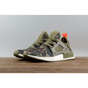 Tenis adidas Nmd Xr1 Military Olive