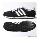 Zapatillas adidas Neo City Racer. Originales (negros).