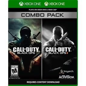 Call Of Duty Blackops 1 Y 2 Xbox One / 360
