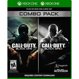 Call Of Duty Blackops 1 Y 2 Xbox One / 360