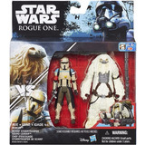 Star Wars Rogue One Moroff Vs Scarif Storm Trooper
