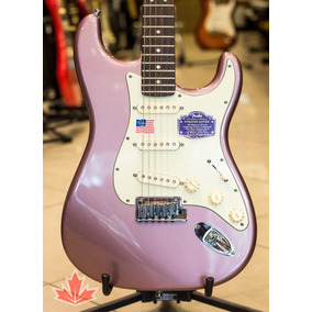 Fender American Deluxe - N3 C/ Case Tags E Acessorios
