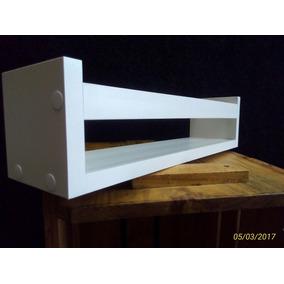 5 Prateleira Decorativa P/ Livros Infantis Mdf 15mm 60x12x12