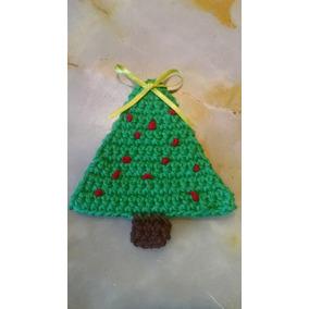 Arbol De Navidad Artesanales Realizados Decoracion Navidena En - Arbol-de-navidad-artesanal