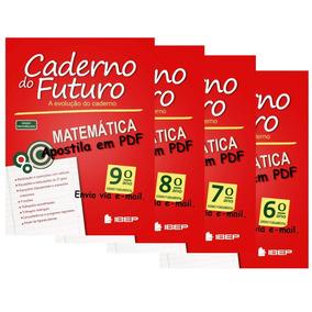 Caderno Do Futuro - Matemática 6º, 7º, 8º, 9º Ano - Do Prof