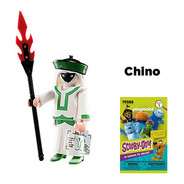 Fantasma Chino Serie 1 Scooby Doo Playmobil
