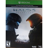 Halo 5 Guardians - Tarjeta De Descarga / Vale De Xbox One