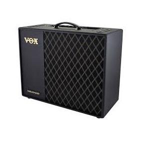 Amplificador Combo Para Guitarra Valvetronix Vt100x Vox