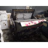 Troqueladora A Mandibula 92 X 126 Cm.ideal Cajas De Pizza