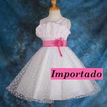Vestido Fiesta, Bautizo, Paje,año Nuevo Navidad-talla 2 Años