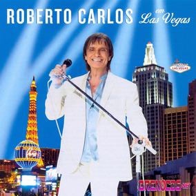Cd Roberto Carlos - Ao Vivo Em Las Vegas - Duplo Promoção