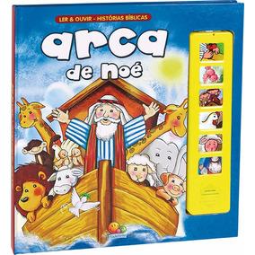Coleção Ler E Ouvir: Histórias Bíblicas - Arca De Noé