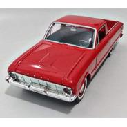 Auto Coleccion Motormax Escala Ford 1960 Ranchero