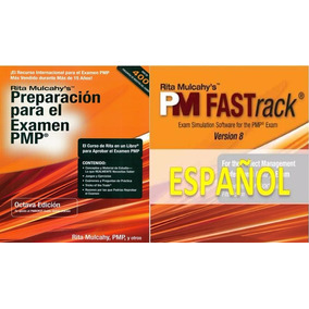 Kit Estudio Pmp Rita Mulcahy V8 Español - Pmbok V5 - Pmi