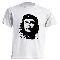 Remera De Algodón Estampada En Vinilo - Che Guevara