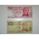 Billetes Pesos Argentinos + Regalo