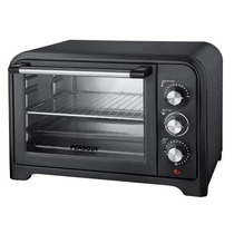 Horno Electrico Peabody Pe-hg26m 26lts. 3 Niveles Timer Luz