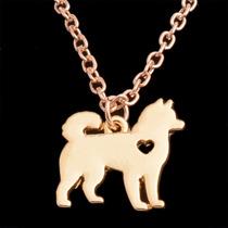Hermoso Collar Perro Husky Siberianon Alaska Malamute
