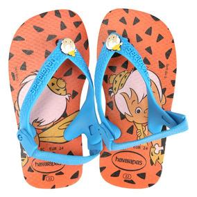 Chinelo Infantil Havaianas Baby Flintstone C/n.f. Master5001