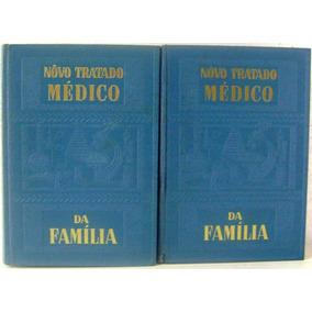 Livro-novo Tratado Médico Da Família Volumes 1 E 2