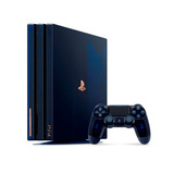Consola Ps4 Pro 500 Million Limited Edition