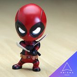 Deadpool / Dead Pool Figura Marvel De 2 Espadas En Stock!!!