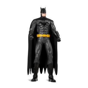Boneco Batman Lj Supergigante 80cm - Bandeirante 8094