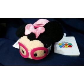 Tsum Tsum Minnie Lentes Rosas Disney Micky Mouse Y Sus Amigo