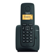 Teléfono Inalámbrico Gigaset A120 Negro Nuevo