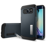 Galaxy S6 Edge Spigen Slim Armor Case With Kickstand And Air