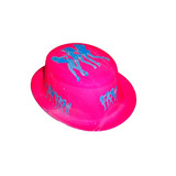 Sombrero Fluorescente 6/colores Hora Loca