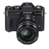 Camara Fujifilm Xt20 Negra Lente Fuji Xf18-55 F2.8-4
