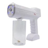 Pistola Sanitizante Desinfectante Inalámbrica Uv Nano Spray