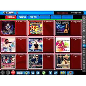 Rockosong V1.99 Programa Para Rockola
