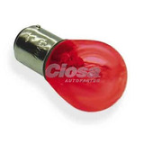 Foco 1176, 12v,21/5w Color Rojo 2 Polos 10 Pzs, 2 Filamentos