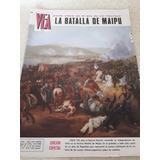 Revista Vea La Batalla De Maipu 1968